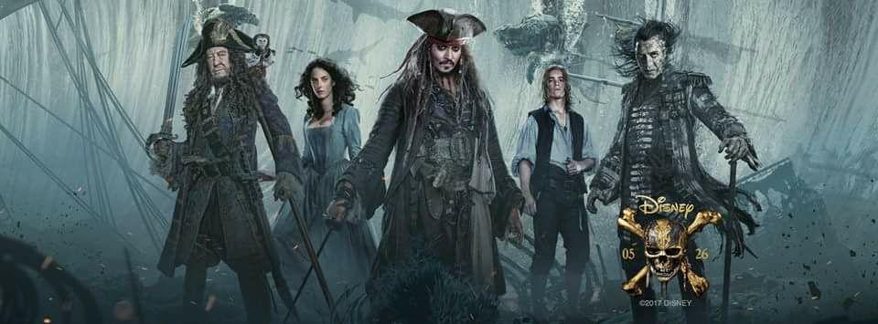 СВЕТСКА ПРЕМИЕРА на Пиратите од Карибите: Одмаздата на Салазар (3D)