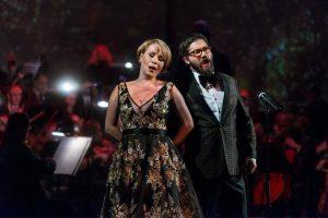 Концерт на Ана и Игор Дурловски со оркестарот на МОБ