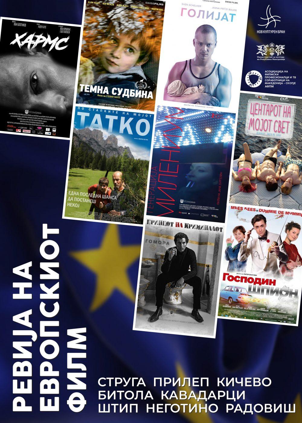 Ревија на европски филм